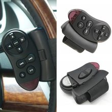Buy New Steering Wheel Universal IR Remote Control Fr GPS Car CD DVD TV MP3 Player for $2.92 in AliExpress store
