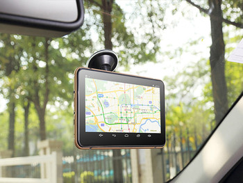 7 inch GPS with android  wifi DDR 512M flash8G plus 1080P front camera load full Europe map or Navitel 9.1 for Russia