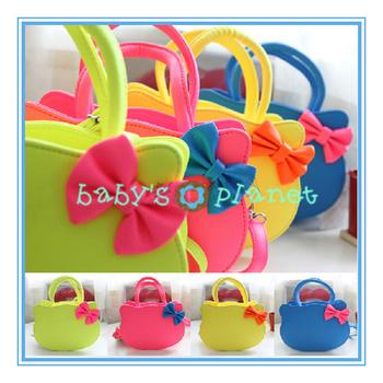 2014 new freeshipping colorful shine hello kitty handbags kids gift girl party bag beach bag hello kitty bag women handbag 3pcs/