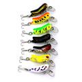 Hot sale <font><b>fishing</b></font> leurre Natural 5pcs 30g Lead Casting Jig Metal Slice <font><b>Fishing</b></font> Lures Spinning for Bonito H1E1