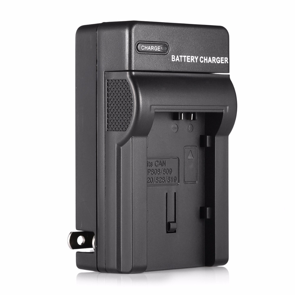 2016 Powerextra BP827 Rechargeable Digital Battery Charger for Canon VIXIA HF20 HF21 HF200 HF G10 Accessories(China (Mainland))