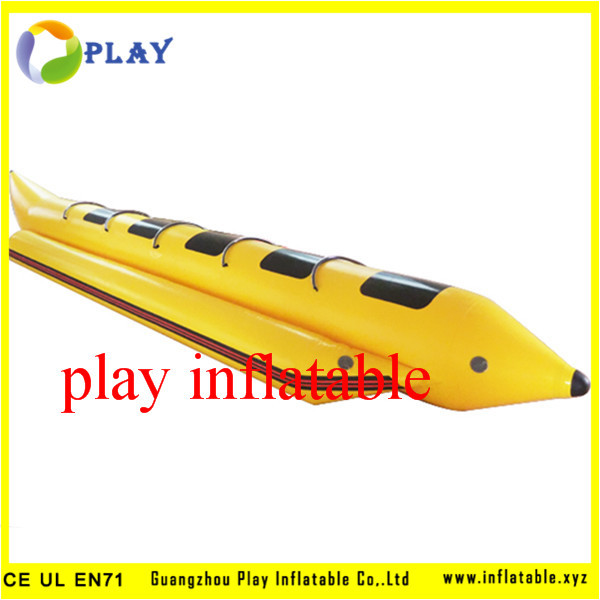 Play inflatable kayak inflatable banana boat flyfish(China (Mainland))