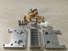 Improved Ultimaker 2 UM2 DIY 3D printer hotend parts