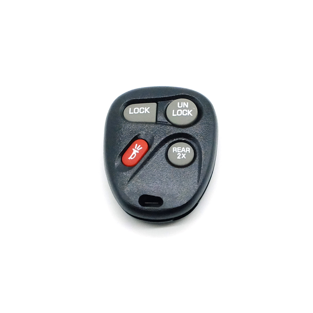 Remote Control Car Style Black Key Case for GM 4 Button Car Key Shell(China (Mainland))