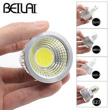 Buy BEILAI 10PCS Dimmable LED Spotlight GU10 85-265V 3W 5W 7W COB LED Lamp E27 220V 110V Spot Candle MR16 12V LED Bulbs Light Luz for $16.87 in AliExpress store