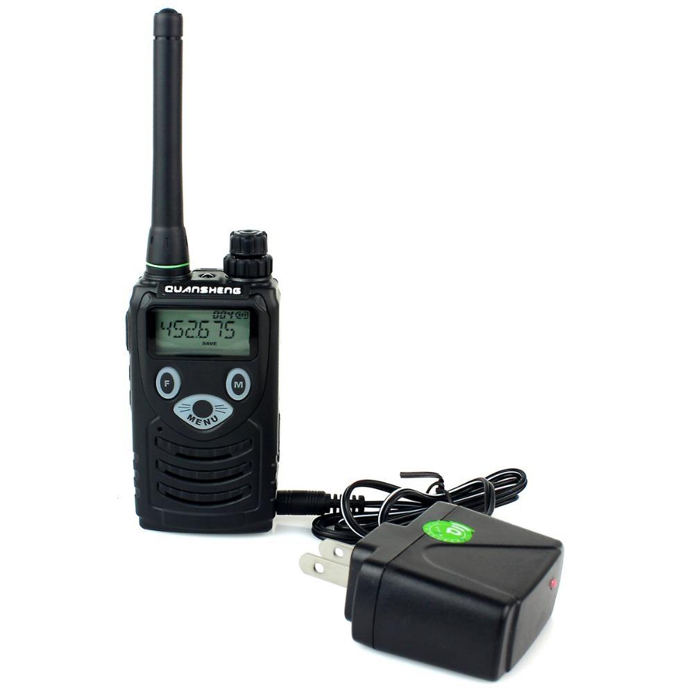 QUANSHENG 2 CB Walkie Talkie tg/k200 UHF 2 400/480 200 5W FM /a7000a TG-K200