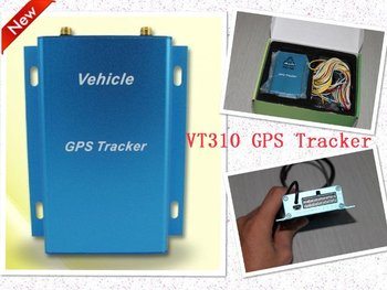 Wholesale Low Price Free Shipping Car GPS Tracker VT310 GPS tracker, AVL, GSM Locator,GPS GPRS Tracking System