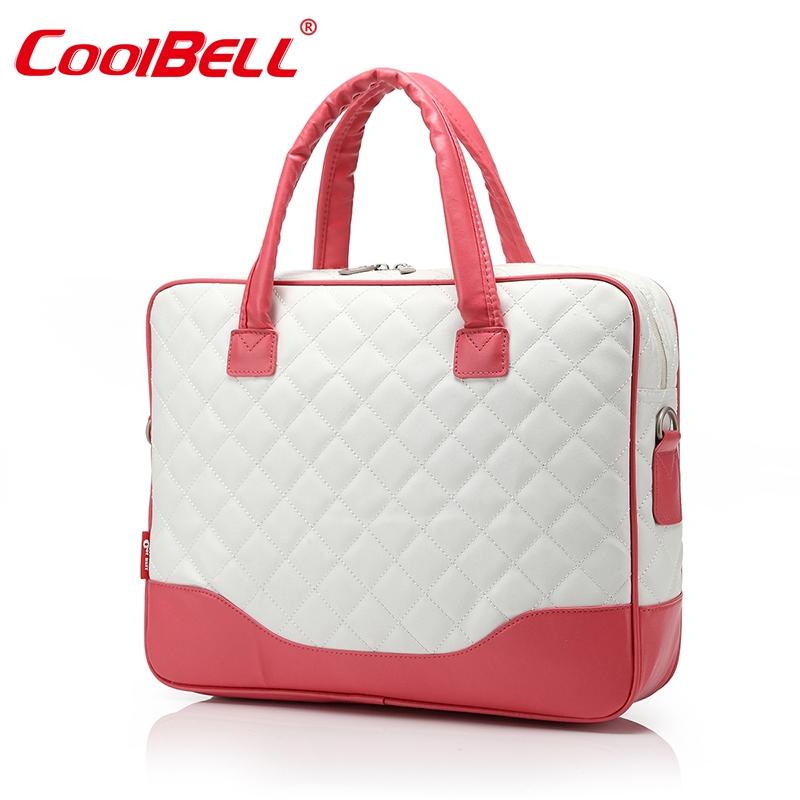 Cool bell laptop bag original portable laptop bag 14inch women's shoulder bag laptop fashion bag(China (Mainland))