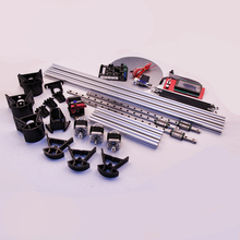 DIY 3D font b Printer b font Parts Makerbot MK8 Full Metal Aluminum Alloy Bowden Extruder
