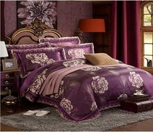 princess quilt cover bed sheet pillowcase home textile luxury bedding set lenzuola letto housse de couette couvre lit douillette(China (Mainland))