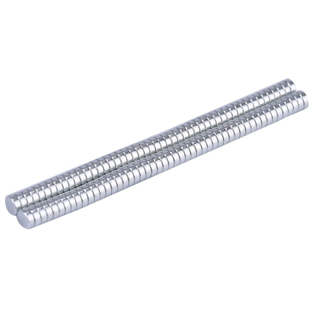 100pcs Mini 3 x 1.0mm Magic Magnet Magnetic DIY Super Strong Magnets For Model Train Connctors Jewelry Clasps Wargaming Models(China (Mainland))