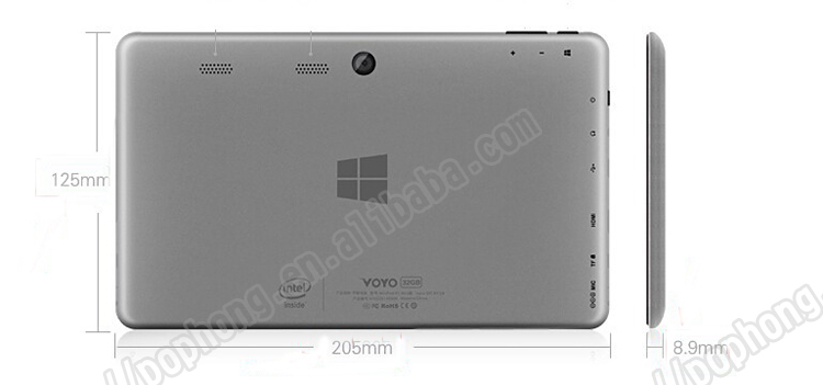 in stock voyo a1 mini Tablet WIN 10 Tablet pc 8 0 inch 1280X800px Quad Core