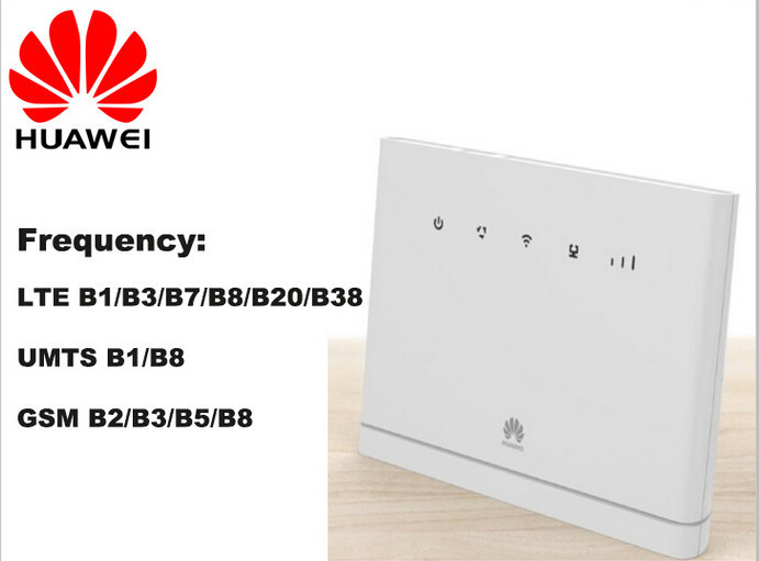Sealed Unlocked Huawei CPE B315s-22 4G LTE FDD TDD 3G WIFI Wireless Router 150Mbps Voice Printer RJ11 RJ45 BroadbandPK B593s-22(China (Mainland))