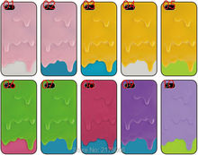 2016 Painting Melt Ice cream Phone Cover iphone 5 5S SE 5C 6 6S Samsung Galaxy A3 A5 A7 A8 E5 E7 J1 J2 J3 J5 J7 Case - Custom and Retail Store store