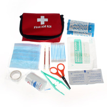 2015 New Outdoor Sport Professinal Security & Protection Emergency Survival First Aid Kits Pack Travel Medical Bag High Quanlity(China (Mainland))