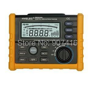 HYELEC MS5205 Digital Insulatian Testers<br>
