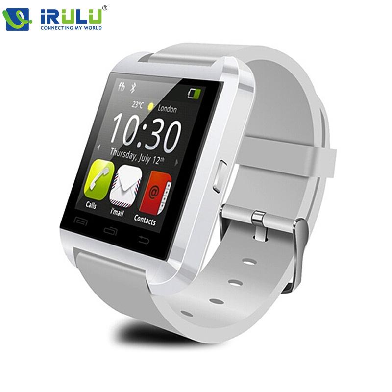 iRULU U8 Smart Watch Bluetooth WristWatch Unisex Xiaomi Samsung Huawei S4/Note 2/Note 3 HTC LG Android Smartphones 2015 Hot - TED store