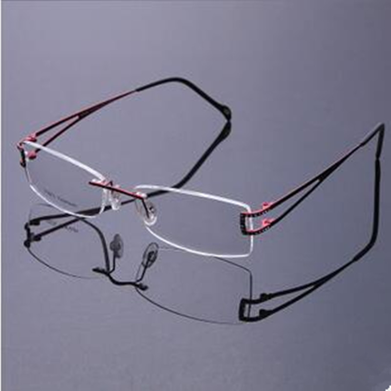 Luxury Brand Optical Spectacle Computer Reading Eye ...