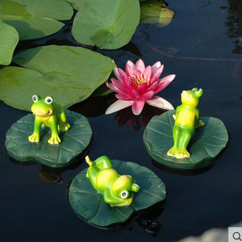 Frog garden decor promotion achetez des frog garden decor for Decoration jardin grenouille