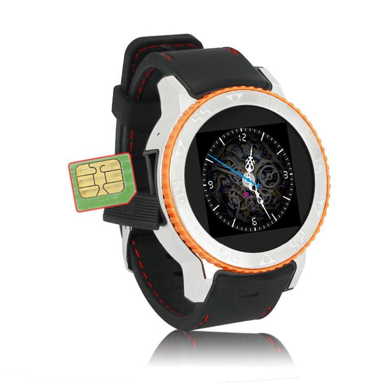 Smart Watch S7 Waterproof 3G GPS Navigation FM Radio 3G WCDMA SIM Card Smartwatch Camera WiFi Wearable Device Mult-touch Screen(China (Mainland))