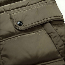 Moleton Masculino Direct Selling 90 Chaqueta Hombre 2015 New Men s Jacket Men Long Down Thick