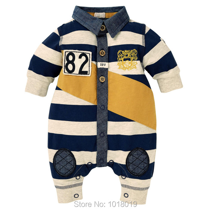 21 Style New 2015 Quality Cotton Brand Ropa Bebe Newborn Baby Boy Girl Clothing Clothes Romper
