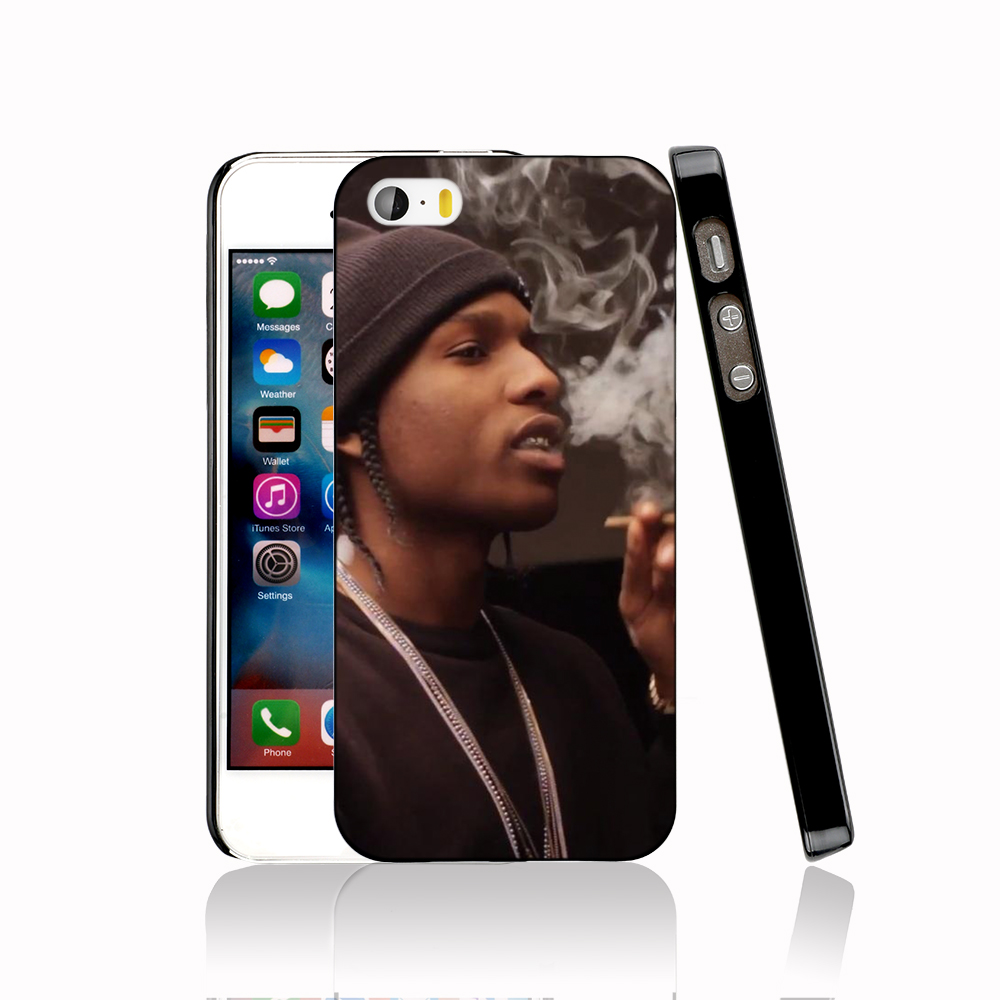 14520 asap rocky protective Cover cell phone Case for iPhone 4 4S 5 5S 5C SE 6 6S Plus 6SPlus(China (Mainland))