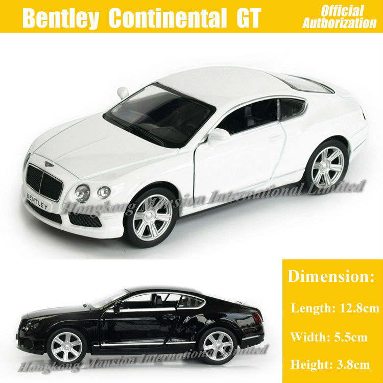 136 Car Model For For Bentley Continental (2)