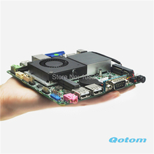 original celeron 1.8G dual core,itx motherboard,nano motherboard,smart size mini pc board with integrated processor,1037u(China (Mainland))