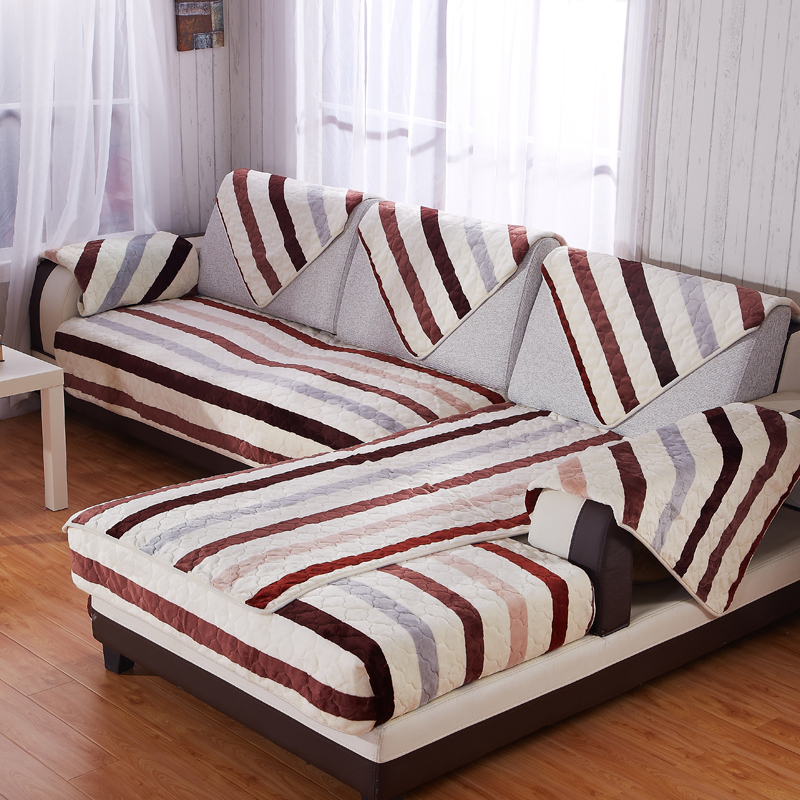 Flannel Blanket Sofa Cover Sofa Towel Super Warm Soft