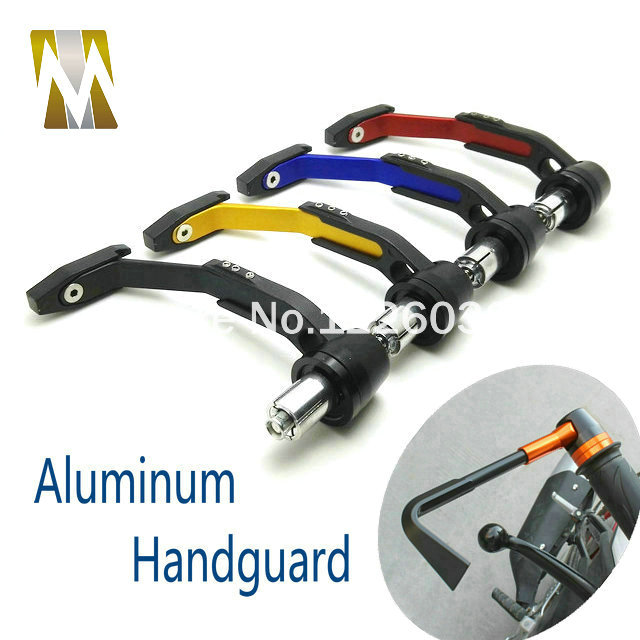 Aluminum Motocross Handguard Motorcycle Falling Protection