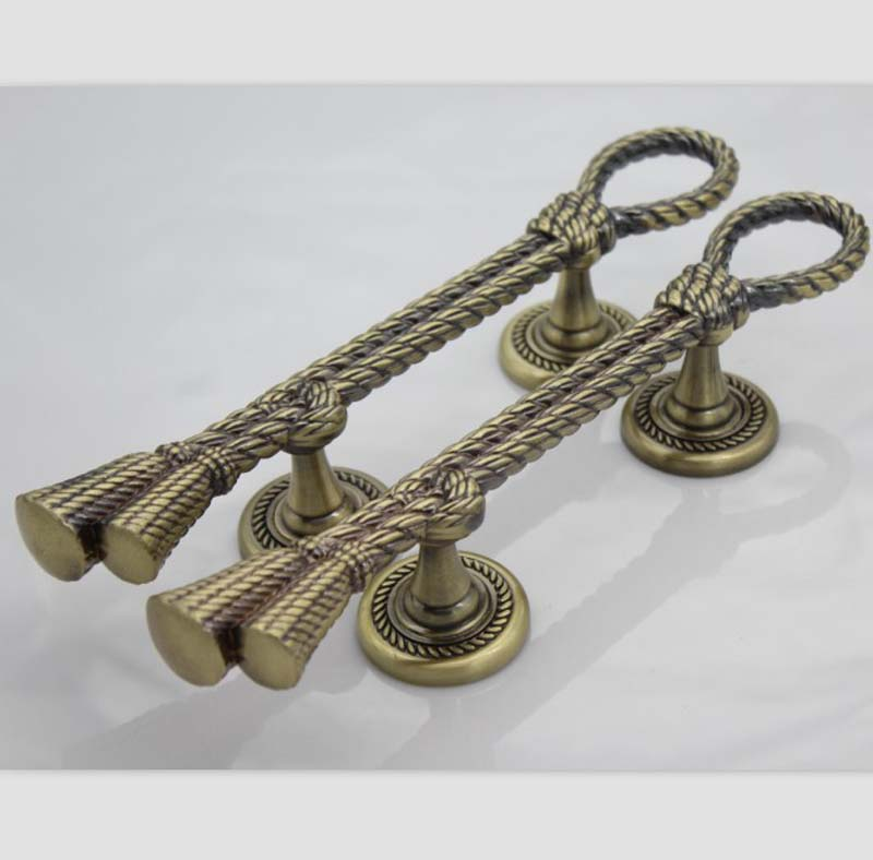 275mm high quality bronze wood door handles antique brass KTV office hotel big gate wood door pulls vintage wood door fittings(China (Mainland))