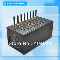 GSM Modem Pool 8 Ports 32 Sims ETS-8132 Sim rotation