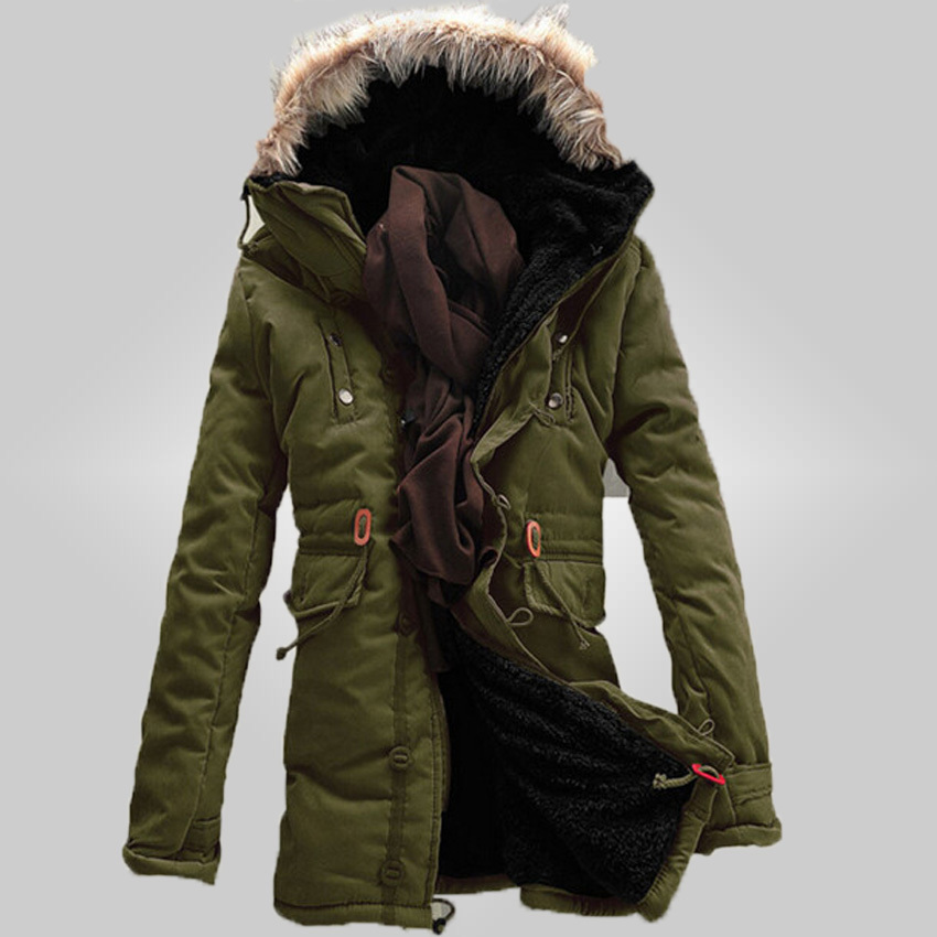 Online winter clothing