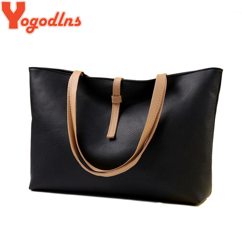 New Leather Bag New Women leather Handbags Famous Brand women messenger Bags Ladies Shoulder Bag Bolsos 2016(China (Mainland))