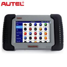 2016 Multi Language Auto Diagnostic Scanner Original Autel MaxiDAS DS708 online update free ready 3 year warranty ready stock(China (Mainland))