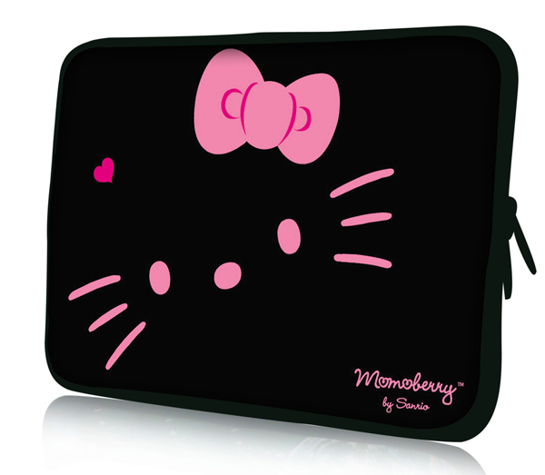"""Cute Hello Kitty Design 13"""" 13.3"""" Laptop Computer Case Neoprene Sleeve Cover Bag Notebook Pouch For Samsung HP Lenvo Dell(China (Mainland))"""