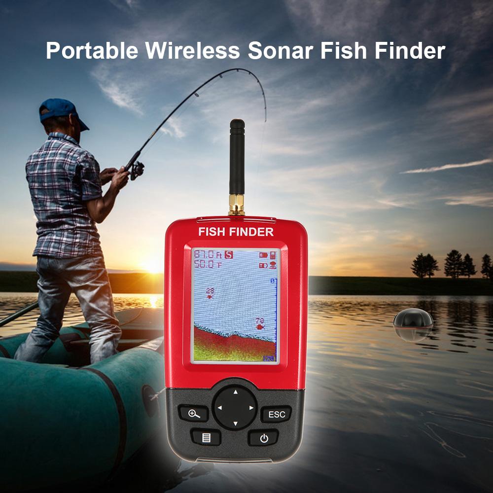 эхолоты для рыбалки fish finder