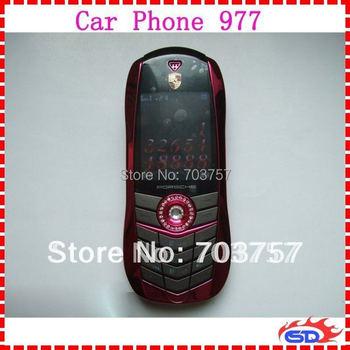 977 F977 911 Car phone Dual sim card Luxury Mobile Phone