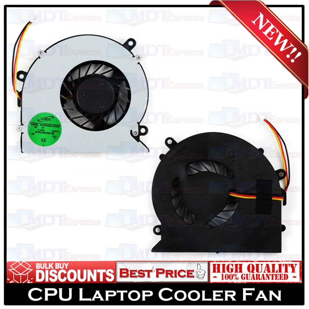 New! Original Laptop CPU Cooling Fan for Acer Aspire Notebook 5315 5520 5720 7220 7520 7720 AB7805HX-EB3 0.5A ADDA Free Shipping(China (Mainland))