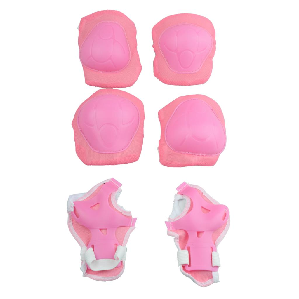 Good deal Children Protective Pads Palm Elbow Knee Protector Support Set 6 in 1<br><br>Aliexpress