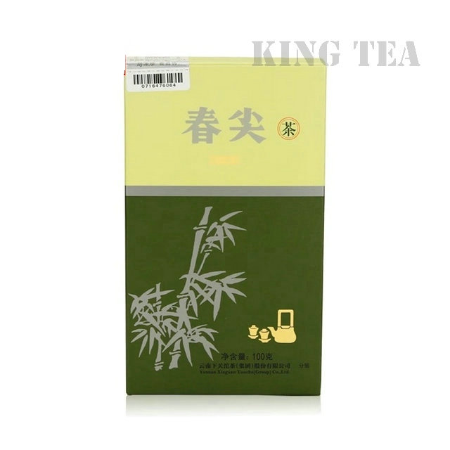 *King Tea*2016 XiaGuan Chun Jia 100g China YunNan Chinese Puer Puerh Raw Tea Sheng Cha Premium(China (Mainland))