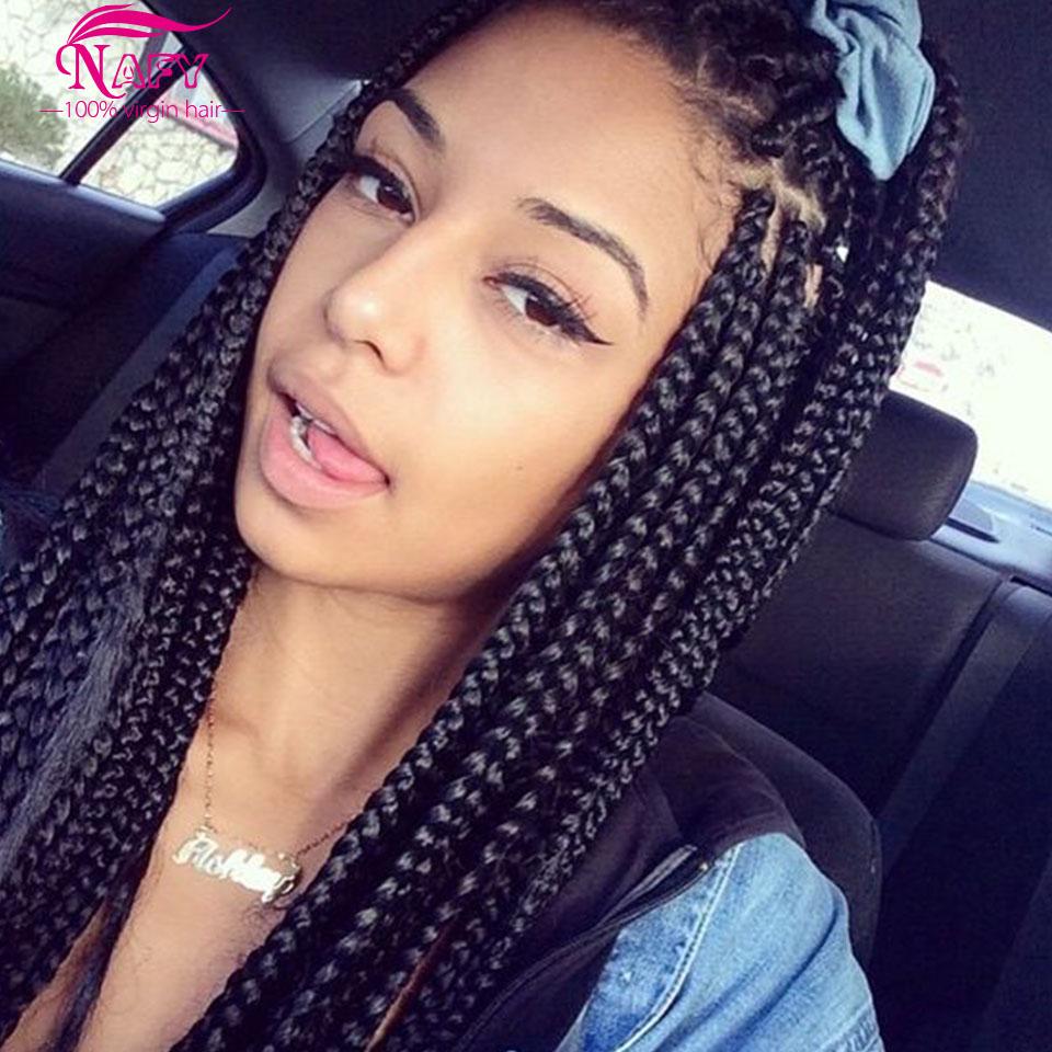 "7A Pretwist 3s BOX Braids 10''- 22"" Synthetic crochet box braids hair extension High quality twist style braids for black woman(China (Mainland))"