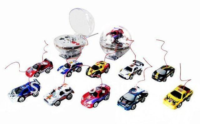 Built charging function Radio Remote Control Car 1:67 2021D-2 4CH mini rc 10 style mixed 7cm