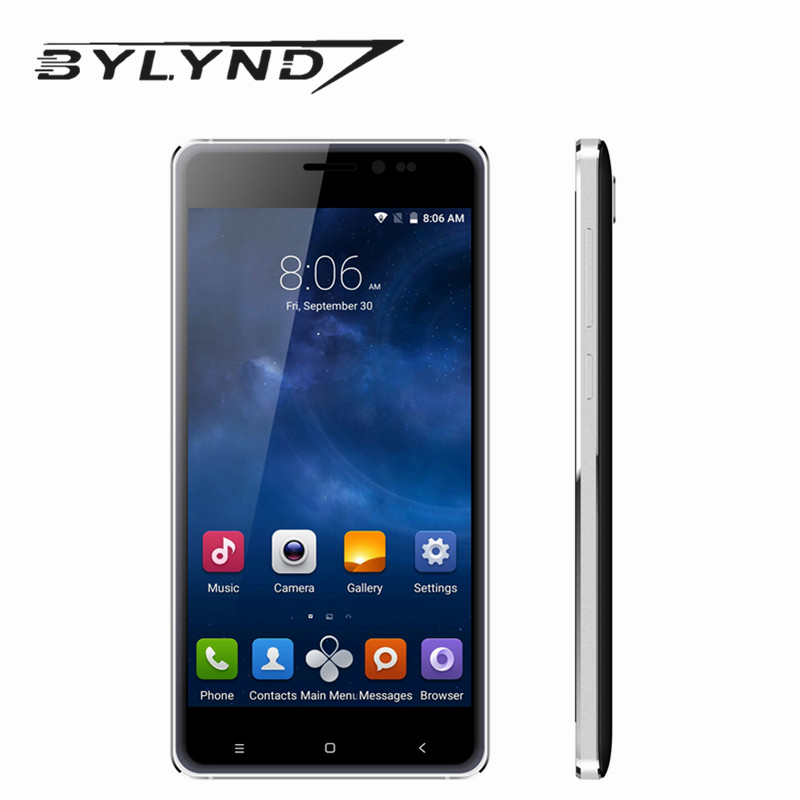 """Original bylynd M7 smartphones mtk6580 quad core 1G RAM 8G ROM 5.0"""" Android 5.1 8.0mp china mobile cell phones unlock 1280*720(China (Mainland))"""
