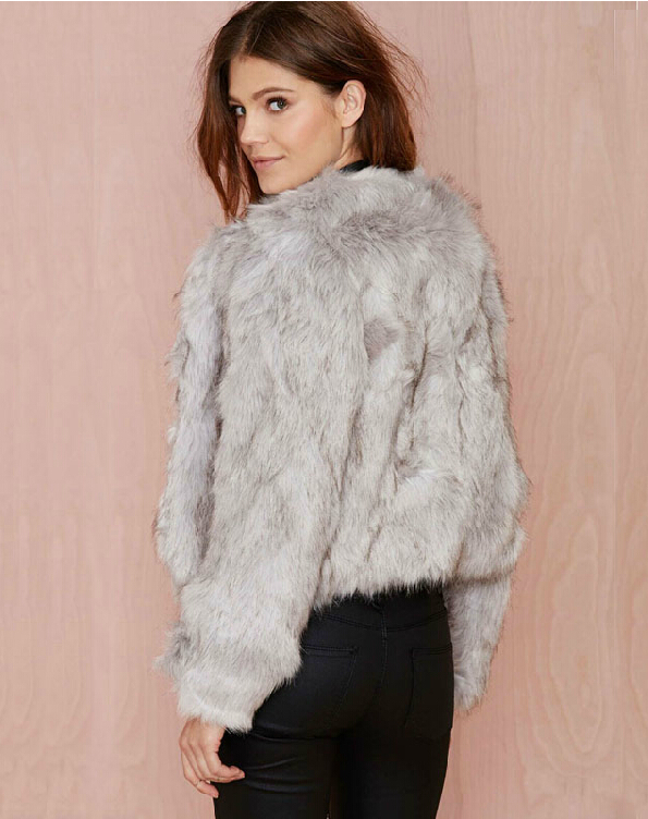 Short Fur Coats | Down Coat
