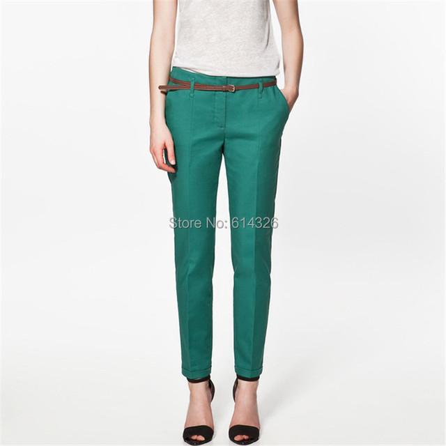 2015 New Hot Sale Casual Pants  Summer Women Pants Elegant  Ladies Pencil Pants, Women Trousers