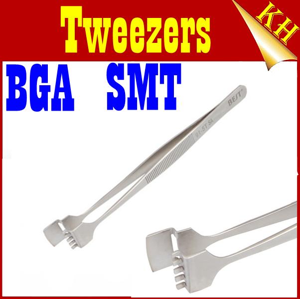 Free Shipping 10 PCS BEST 91-5T BGA SMT  SA Wafer  tweezers<br><br>Aliexpress