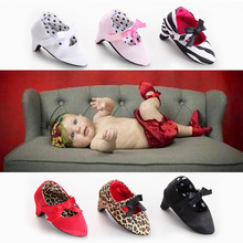 6Colors Newborn Baby Girsl Princess Fashion Sweet Lovely Infant Toddler First Walkers Shoes Crib Prewalker Bow High Heels 0-1T(China (Mainland))