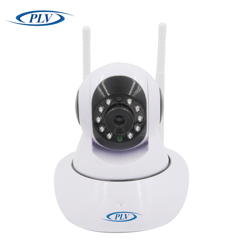 PLV-NC813RW 1080P Infrared Wireless Wifi Camera PTZ Full HD 2.0MP IP Camera Home Security Night Vision Baby Monitor TF Card(China (Mainland))